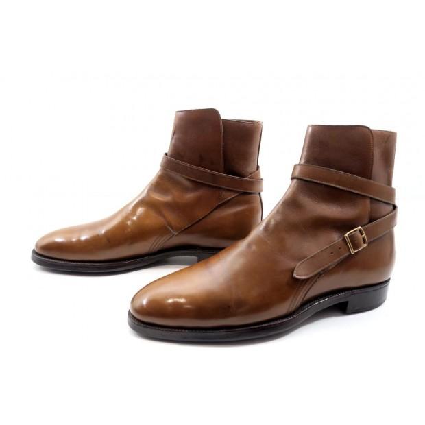 Chaussures Jodhpur A Lobb John Bottines 8e Courroies tdhsQr