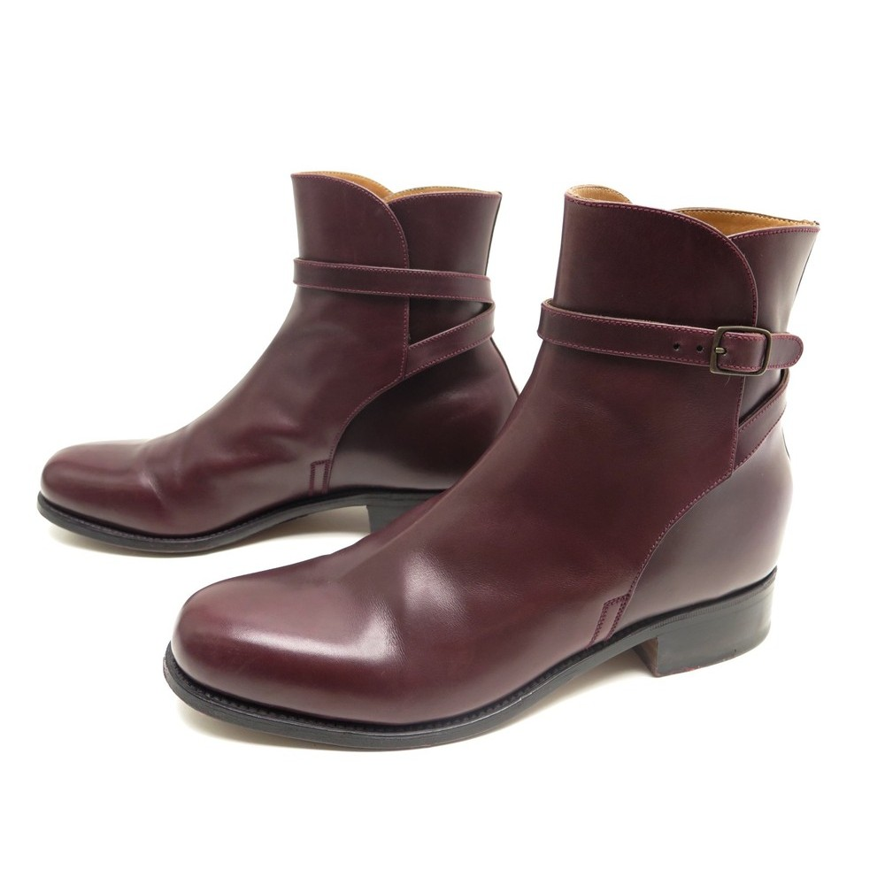 chaussures jm weston 794 bottines jodhpur 7d 41