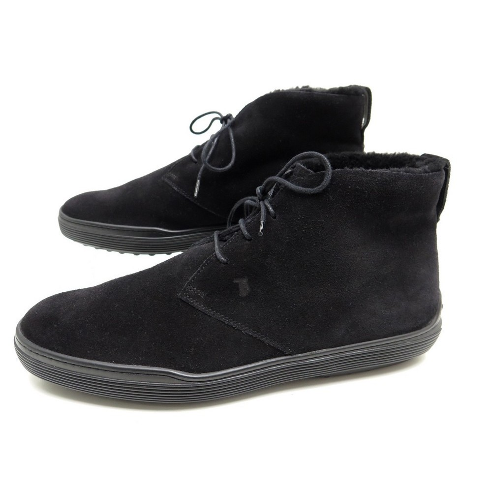 74be5ccd3db95 NEUF CHAUSSURES TOD S DESERT BOOTS BOTTILLONS FOURRES 8.5 42.5 659€.  Loading zoom