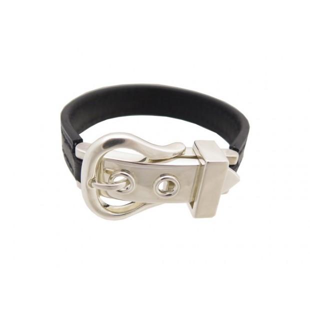 bracelet cuir ceinture