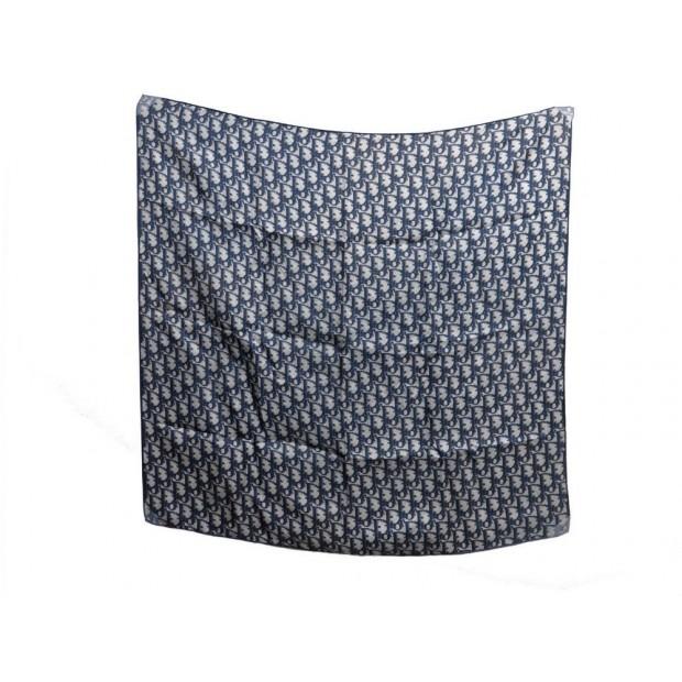 rechercher l'original choisir officiel meilleure sélection de 2019 foulard christian dior monogramme 65 cm en soie
