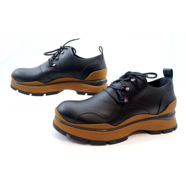 NEUF CHAUSSURES LOUIS VUITTON HIKING LOW BOOTS 7 41 SNEAKERS BASKETS SHOES 950€