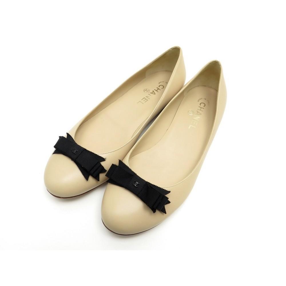 74d84e4ff05 Home › Shoes›type›ballet flats›BALLERINE CHANEL. BALLERINE CHANEL. Loading  zoom