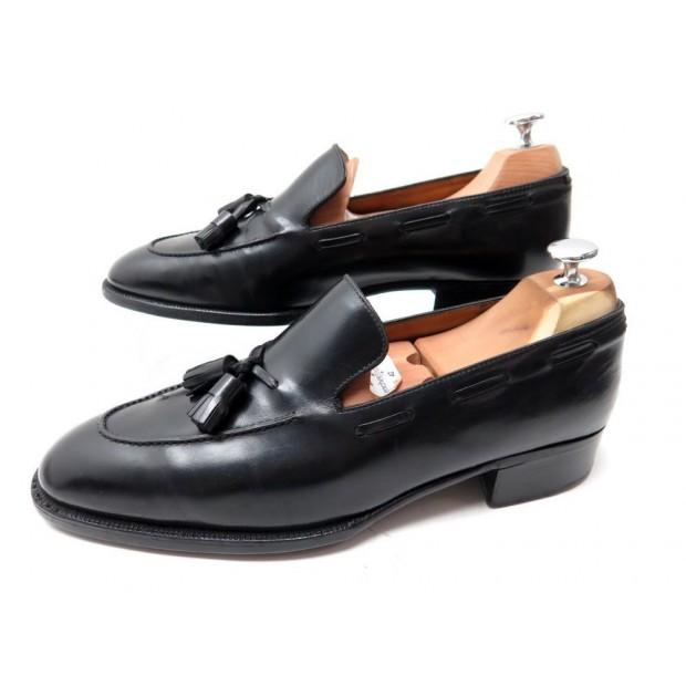 3c593e98ac chaussures hermes 8 42 mocassins a pampilles en cuir