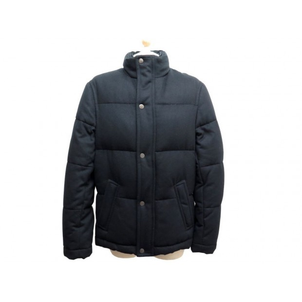 606a219ed2b blouson gucci 46 s doudoune homme laine noir