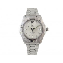 MONTRE TAG HEUER AQUARACER WAF2111-0 AUTOMATIQUE 39 MM MIXTE STEEL WATCH 1800€