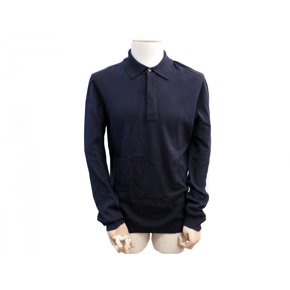 Conception innovante bebd2 8a8f9 pull louis vuitton homme xl 56 58 en coton bleu marine