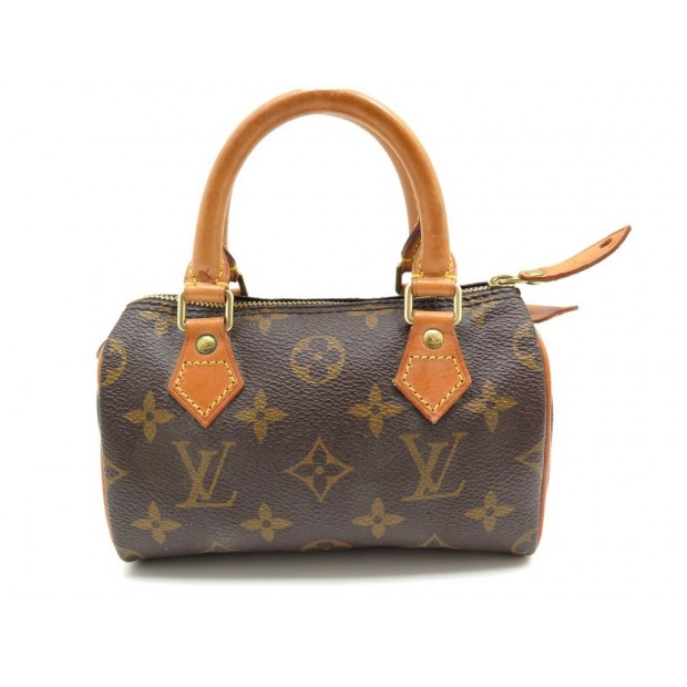 63604c2a24a3 sac a main louis vuitton nano speedy monogram lv