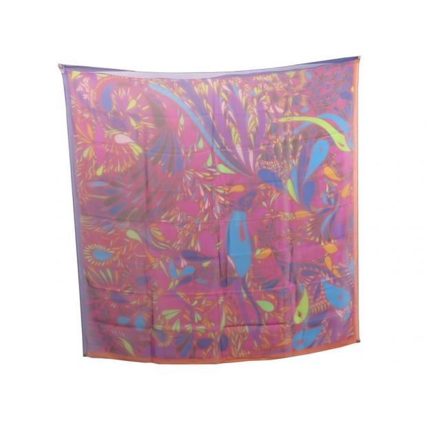 0e47c5e9dd9a foulard hermes millefleurs du mexique carre 140