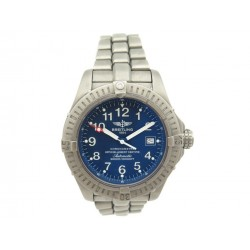 MONTRE BREITLING E17370 SEAWOLF AVENGER TITANE 44 MM AUTOMATIQUE WATCH 4200€