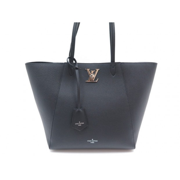 a7ca8fe5109e sac a main louis vuitton cabas lockme m42291 en