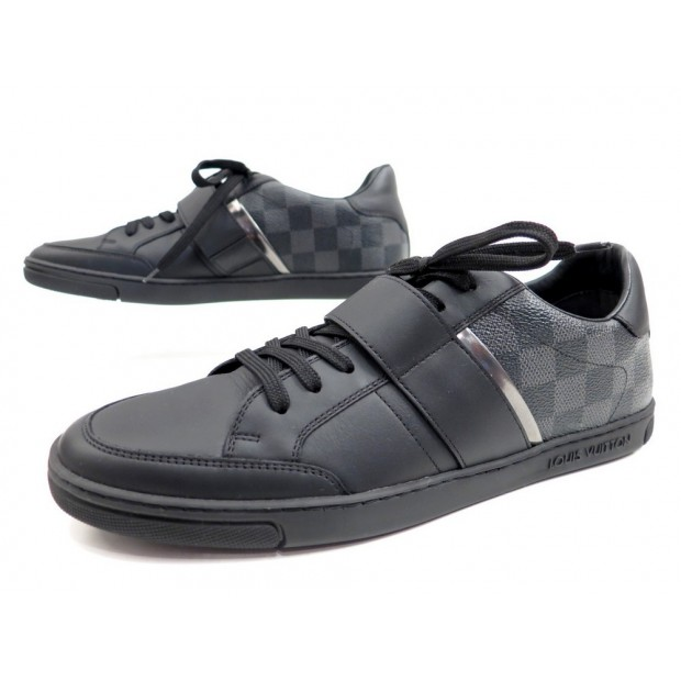 chaussures louis vuitton line up 7.5 41 baskets