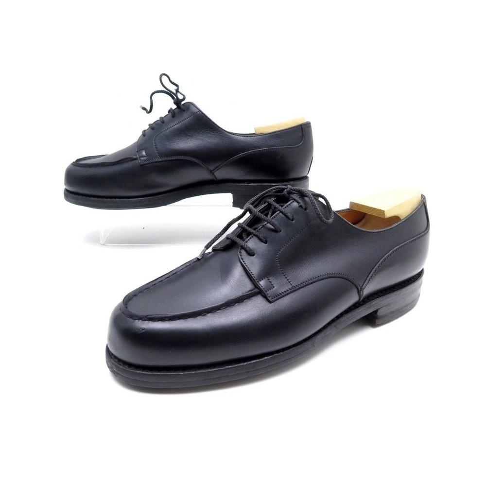 chaussures jm weston le golf 641 7.5e 42 derby cuir cea73b048e6