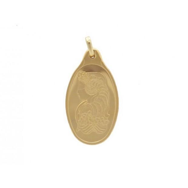 NEUF PENDENTIF PAMP EN OR JAUNE SUISSE 10G BIJOUX YELLOW GOLD PENDANT JEWEL