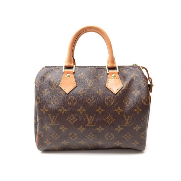sac a main louis vuitton speedy 25 en toile da63e5142f8