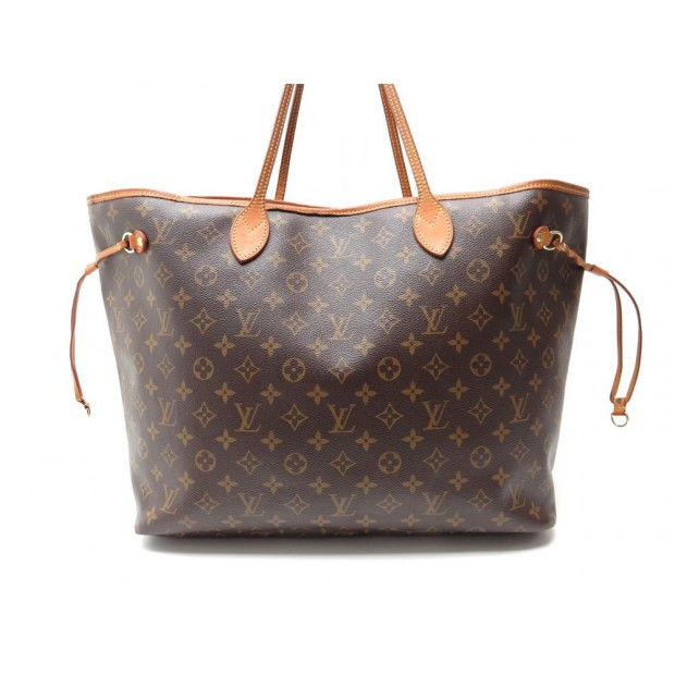 d69cca7b02 sac a main louis vuitton neverfull gm m41180 toile