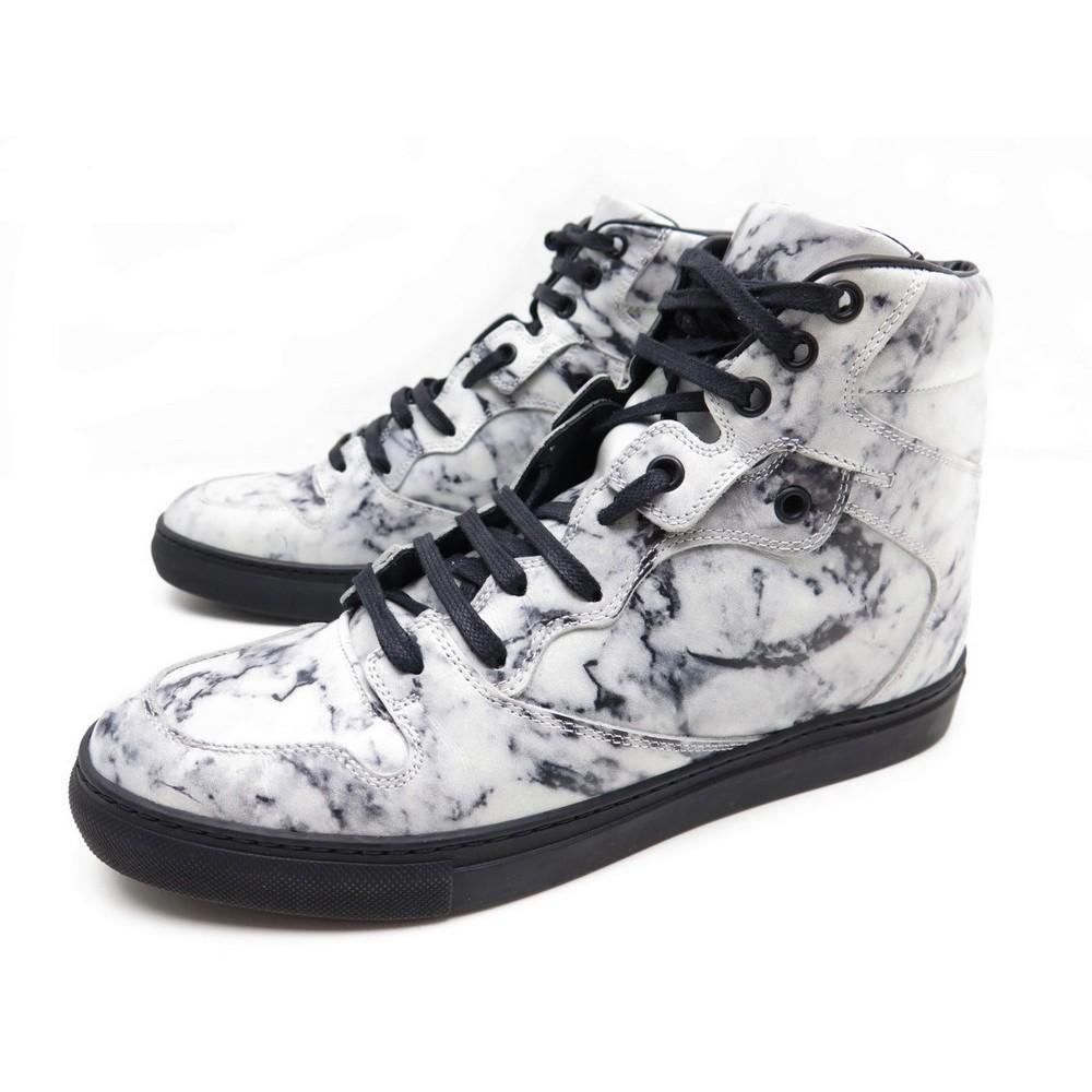 chaussures balenciaga 410942 marble
