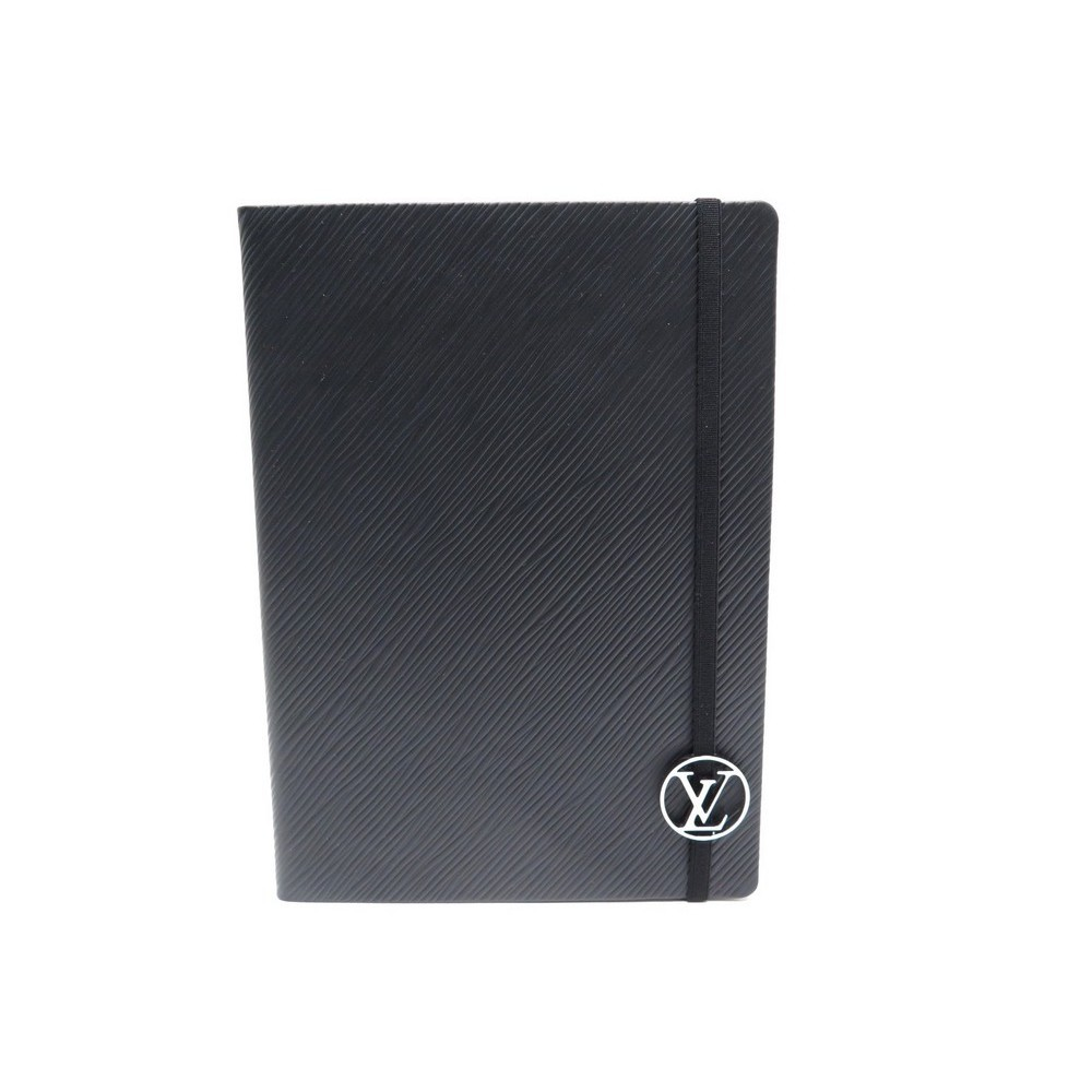 carnet de note louis vuitton gustave mm en cuir. Black Bedroom Furniture Sets. Home Design Ideas