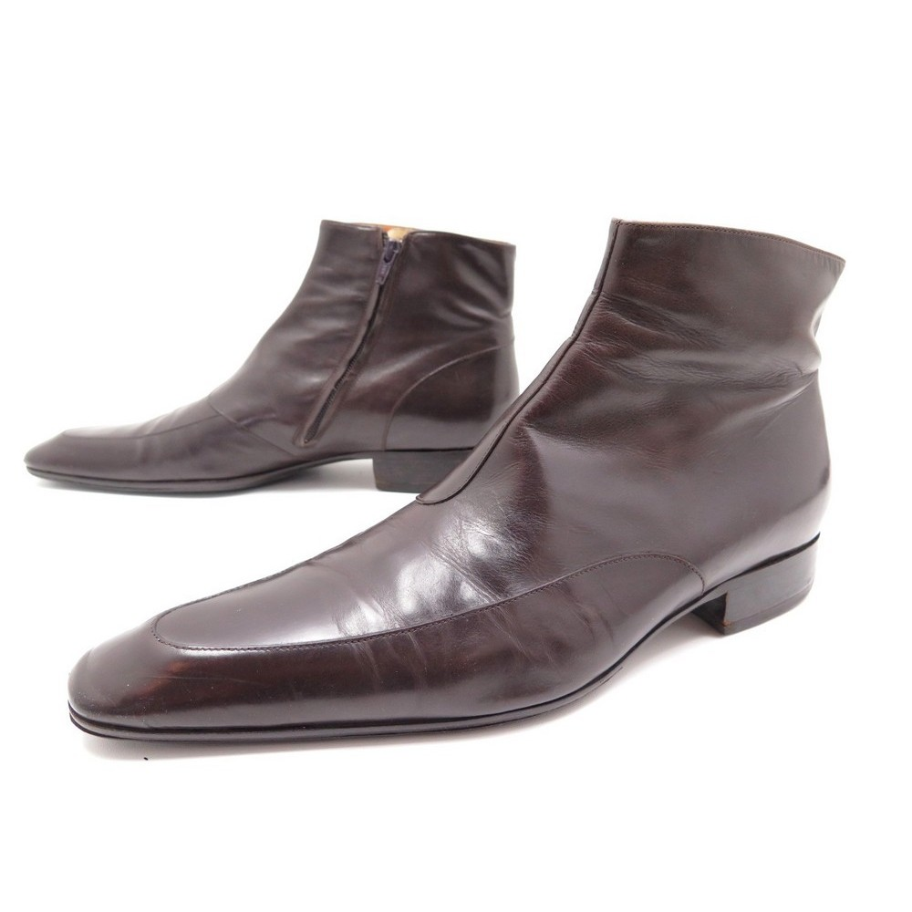 Baptiste Chaussures 41 Rautureau Jean 42 Bottines Cuir Ok80nPwX