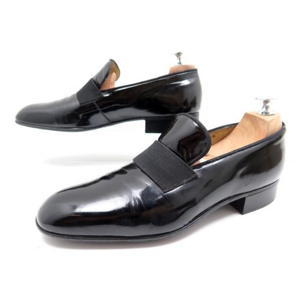 Weston De Mocassins 40 Smoking Chaussures 5 Jm 6d Cuir tCrdhsQx