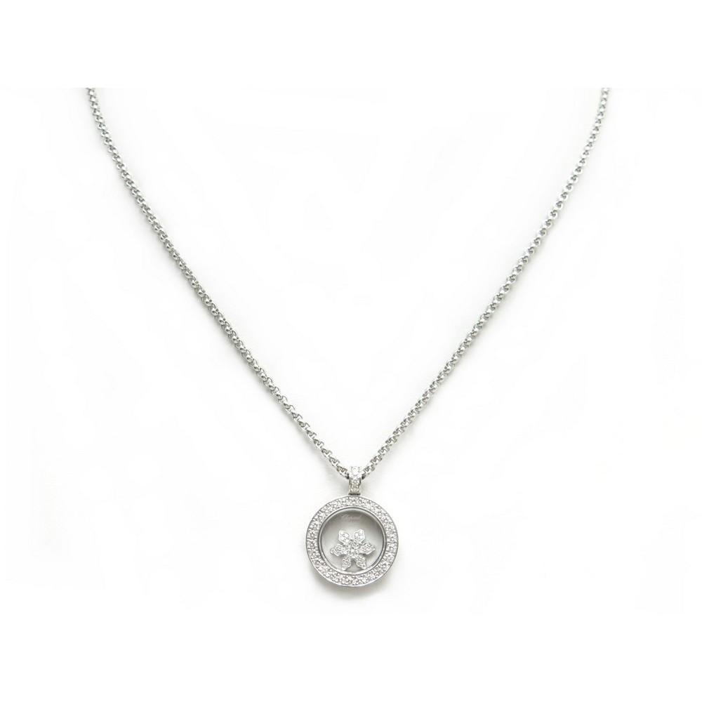 chopard collier diamant