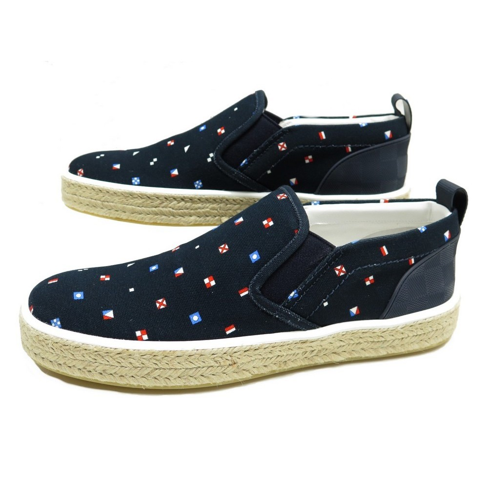NEUF BASKET ESPADRILLE LOUIS VUITTON. Loading zoom 8a291b53484