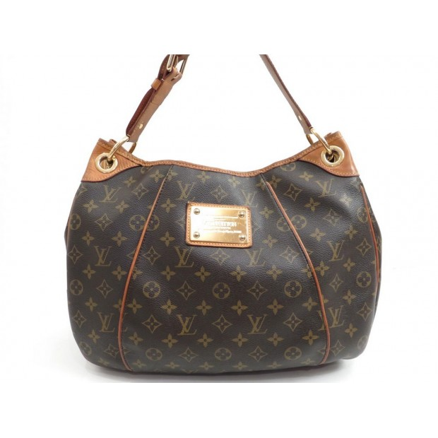SAC A MAIN LOUIS VUITTON GALLIERA PM EN TOILE MONOGRAM HAND BAG PURSE 1400€