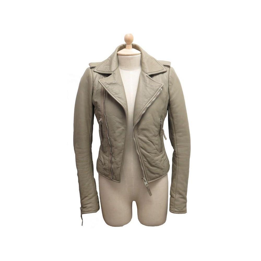 nouveau concept e7976 a21dc blouson balenciaga perfecto 36 s ghesquiere veste en