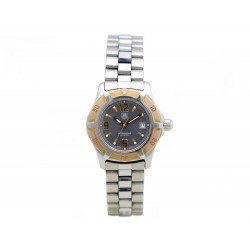 MONTRE TAG HEUER PROFESSIONAL 2000 WN1351 29 MM QUARTZ OR ROSE ACIER WATCH 1530€