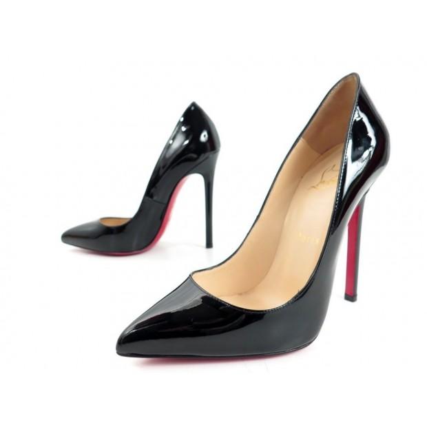 nouvelle arrivee f3e43 b94e1 chaussures christian louboutin pigalle 120 38
