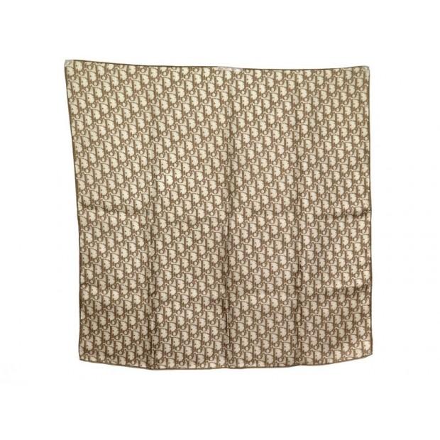 rechercher l'original pas cher meilleur site foulard christian dior monogramme signature en