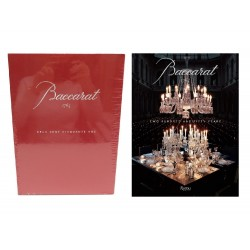 NEUF LIVRE BACCARAT CRISTAL 1764 250 ANS AUX EDITIONS RIZZOLI SOUS BLISTER BOOK