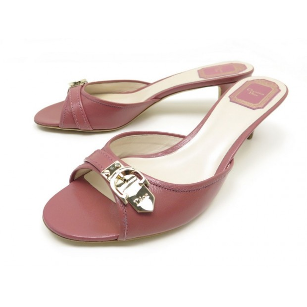 NEUF CHAUSSURES DIOR SANDALES 39.5