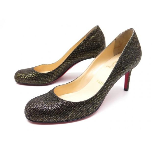 détaillant en ligne bda4b 14bee chaussures christian louboutin simple pump lady