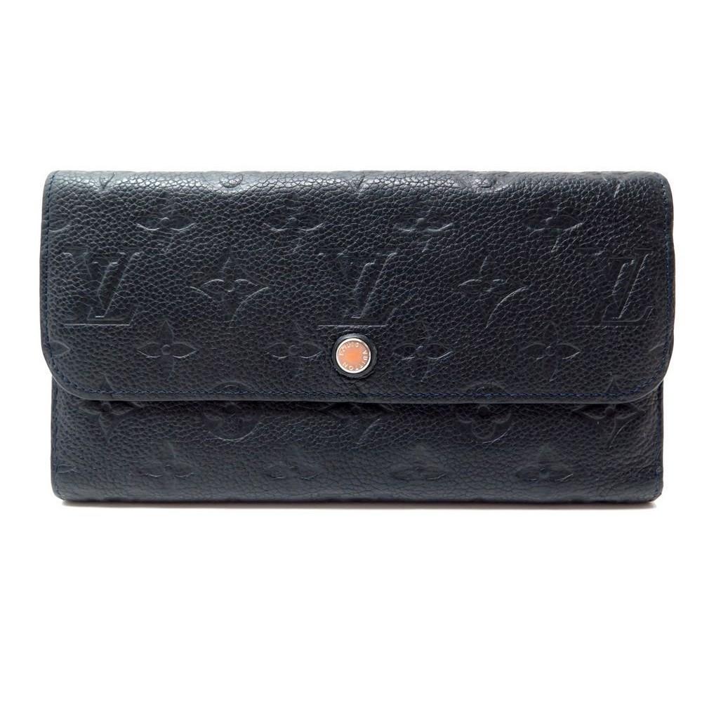 9cd0e3135d portefeuille louis vuitton sarah en cuir monogram