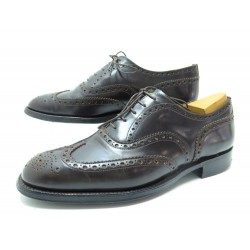 CHAUSSURES CHURCH S BURWOOD 9F 43 RICHELIEU EN CUIR MARRON + EMBAUCHOIRS WESTON