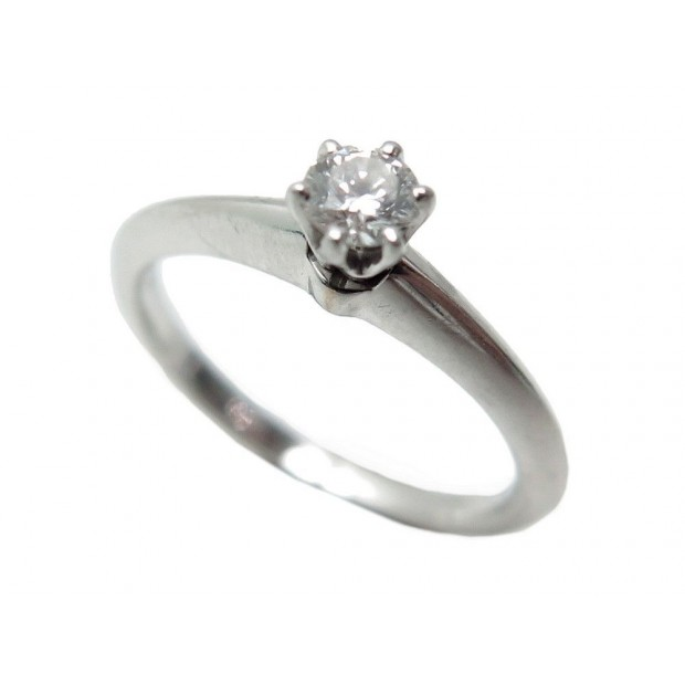 bague solitaire tiffany
