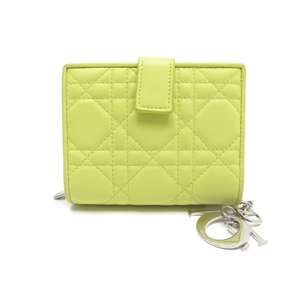PORTEFEUILLE DIOR LADY