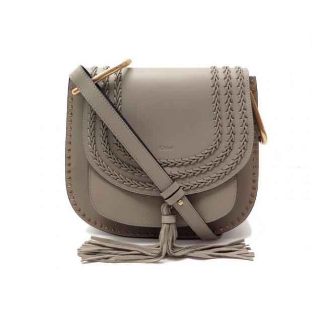 Magnifique sac a main chloe hudson gm bandouliere en cuir &TK_76