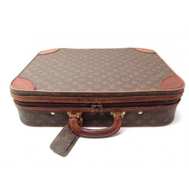 VINTAGE VALISE LOUIS VUITTON