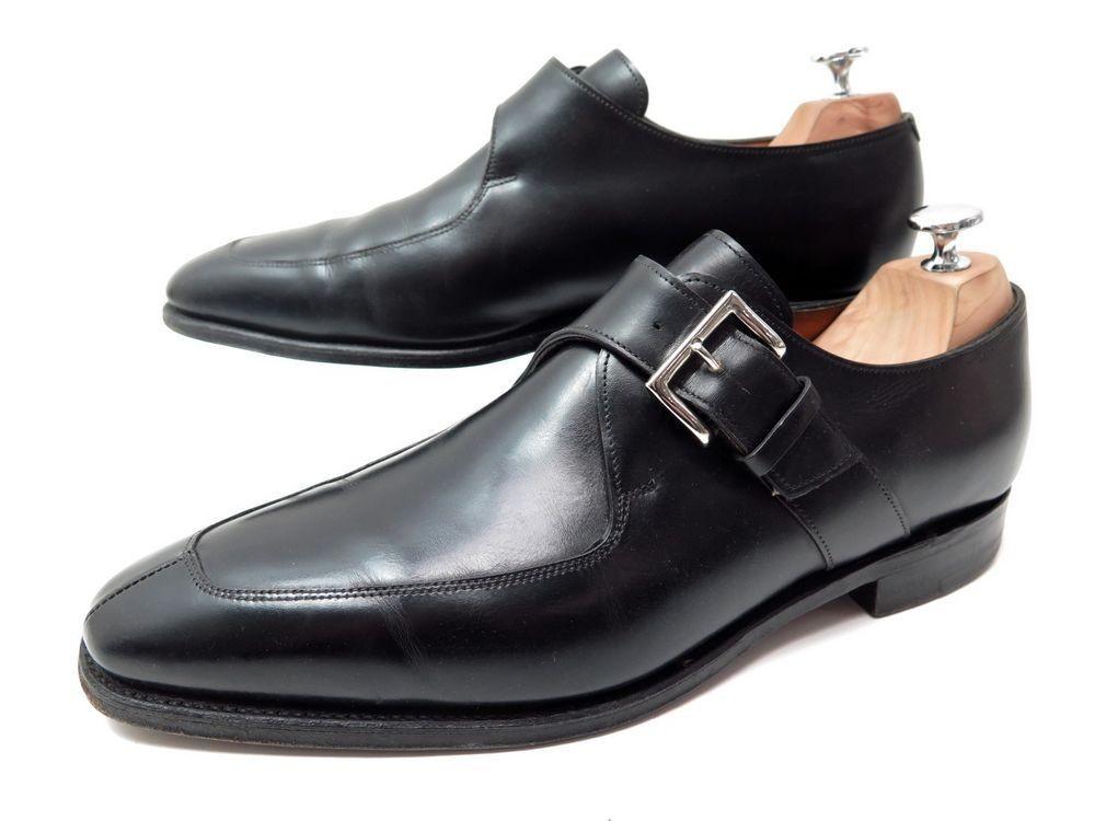 Chaussures John Bourne Mocassins 9e 43 Boucle Lobb A EH2IWD9