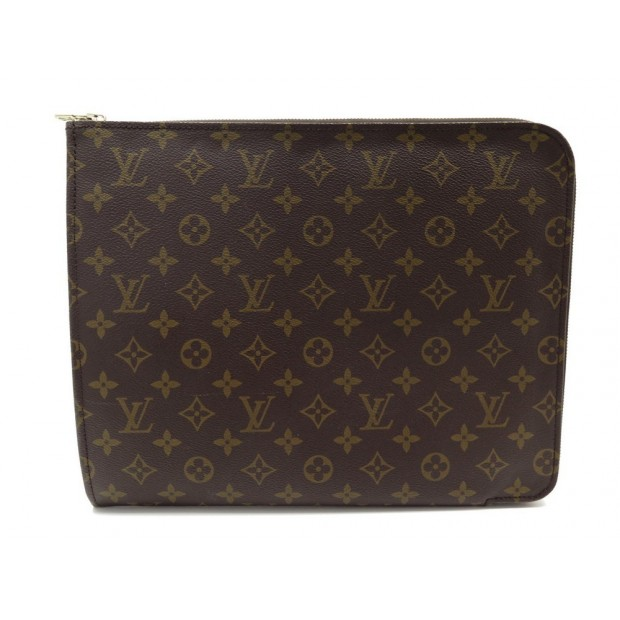 PORTE DOCUMENT LOUIS VUITTON MONOGRAM LV