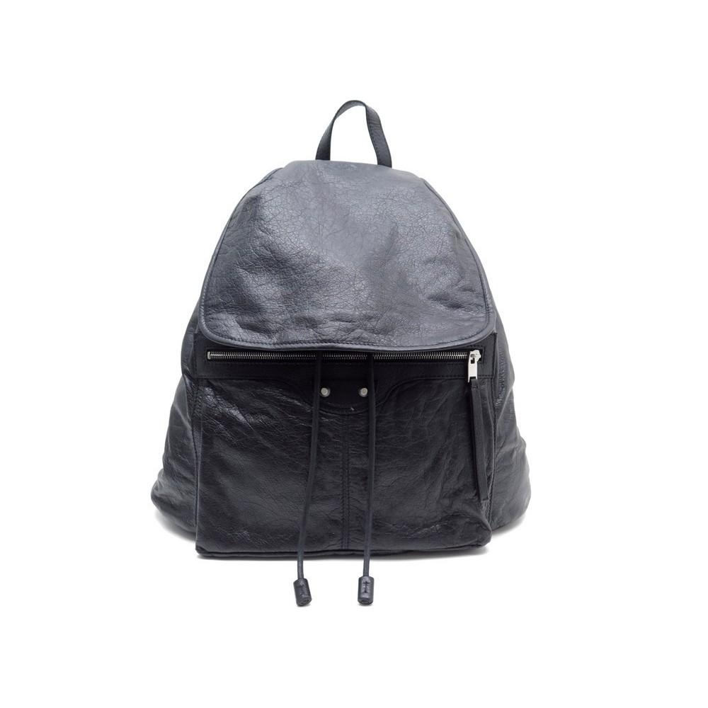 sélection premium 02e86 2e783 sac a dos balenciaga traveler s 340139 en cuir